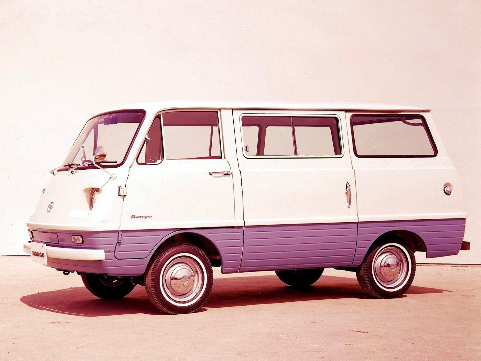 Show Us Your Favorite Vans   Auto - Van/Bus   Mazda bongo ...