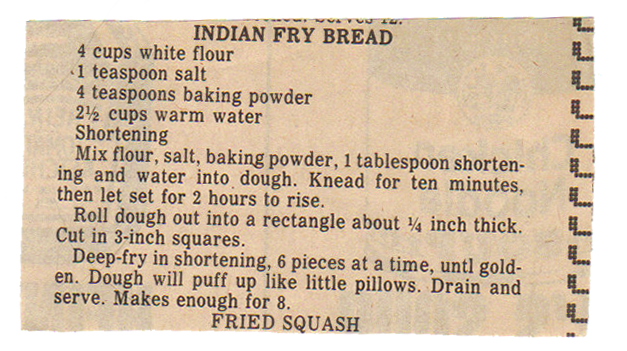 how to make indian fry bread with yeast