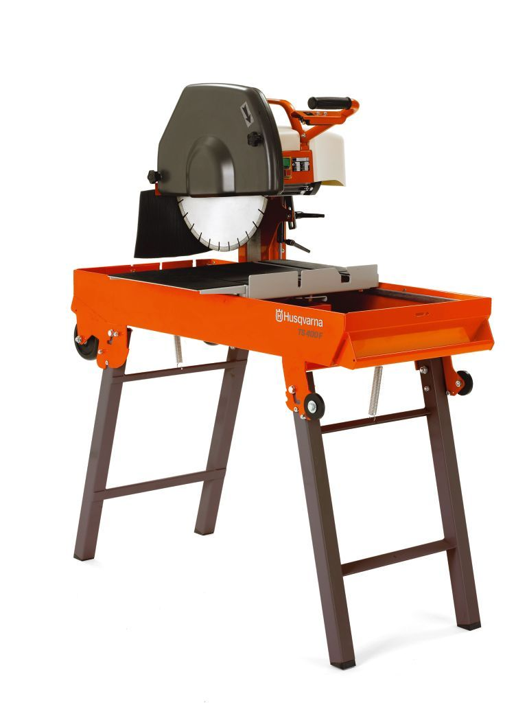 Husqvarna Ts400f 16 Masonry Saw 110 Or 220v Electric Masonry Husqvarna Masonry Blocks