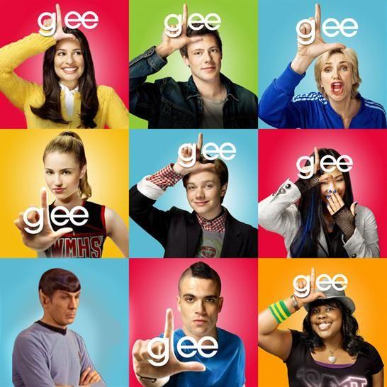 Spock Is Not Impressed Spock Is Not Impressed Bonsai Tv Glee Cast Glee Television Show