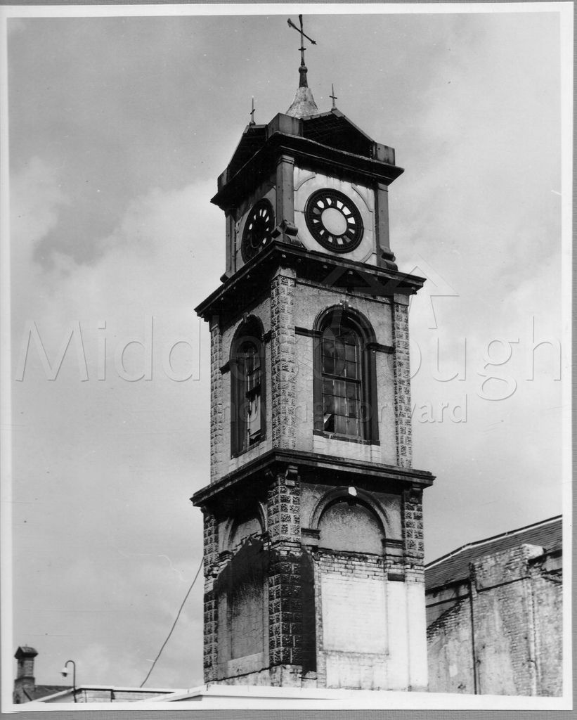 Clock Tower Old Town Hall In 2019 Middlesbrough Town Hall Old Town