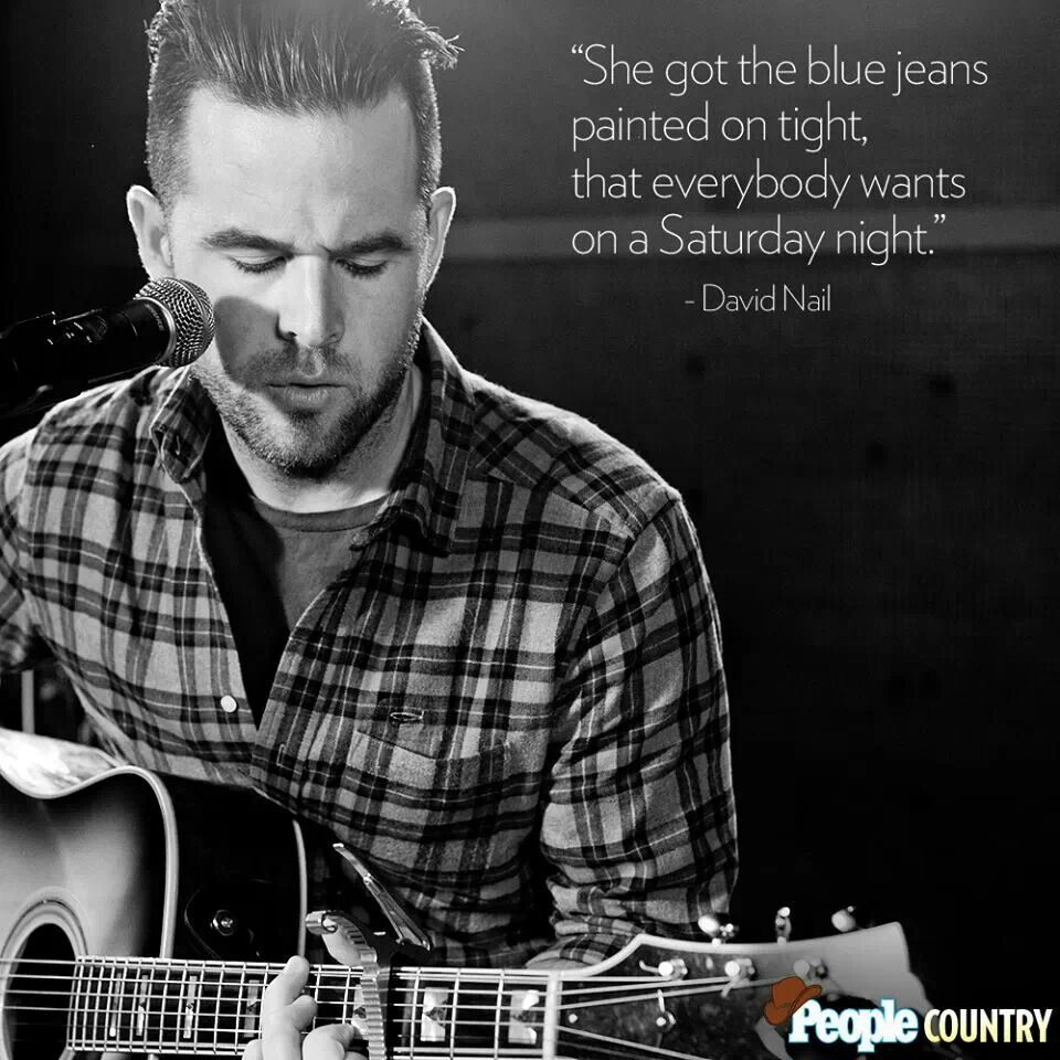 David Nail - Whatever She\'s Got | Country Must Be Country Wide ...