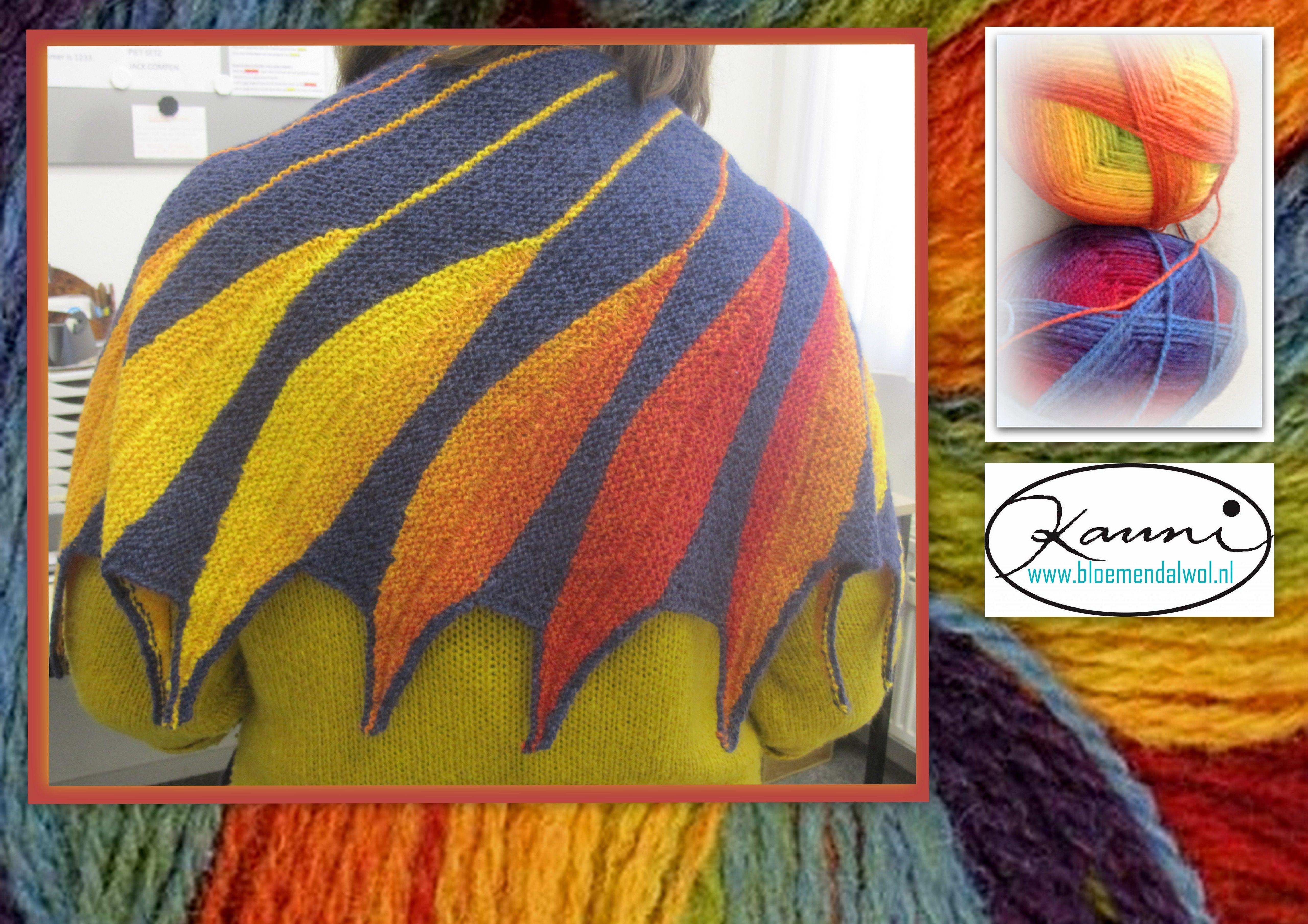 Dreambird KAL pattern by Nadita Swings