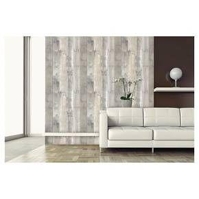 Reclaimed Wood Peel Stick Wallpaper Gray Threshold Wood Wallpaper Bedroom Peel And Stick Wallpaper Reclaimed Wood