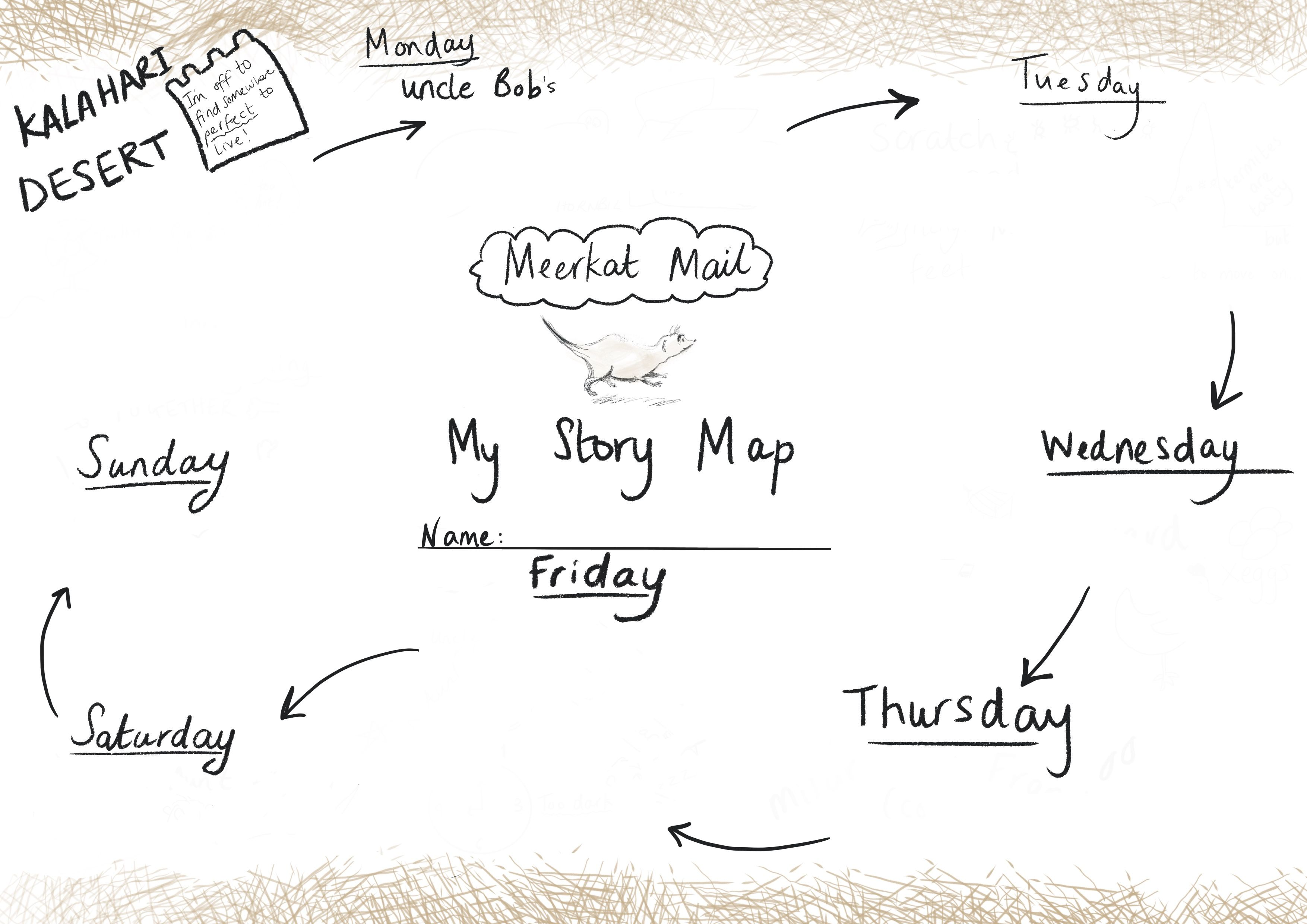 Download For Free Free Story Map Worksheet Based On The