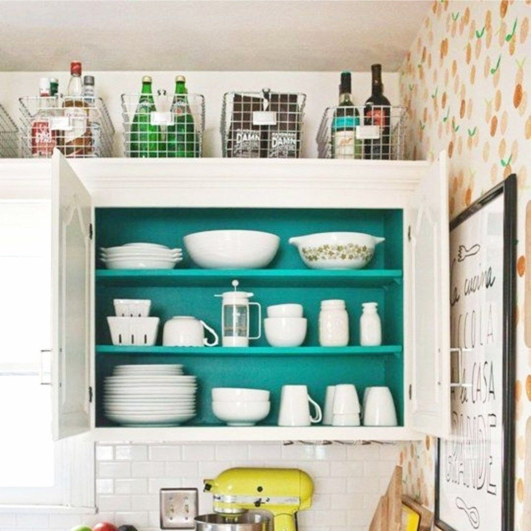 Creative Storage Solutions For Small Spaces | Small apartment hacks ...