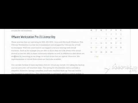 Vmware Workstation Keyboard Doesn T Work : vmware workstation pro 15 0 2 license key 2019 latest softwares vmware workstation software ~ Russianpoet.info Haus und Dekorationen