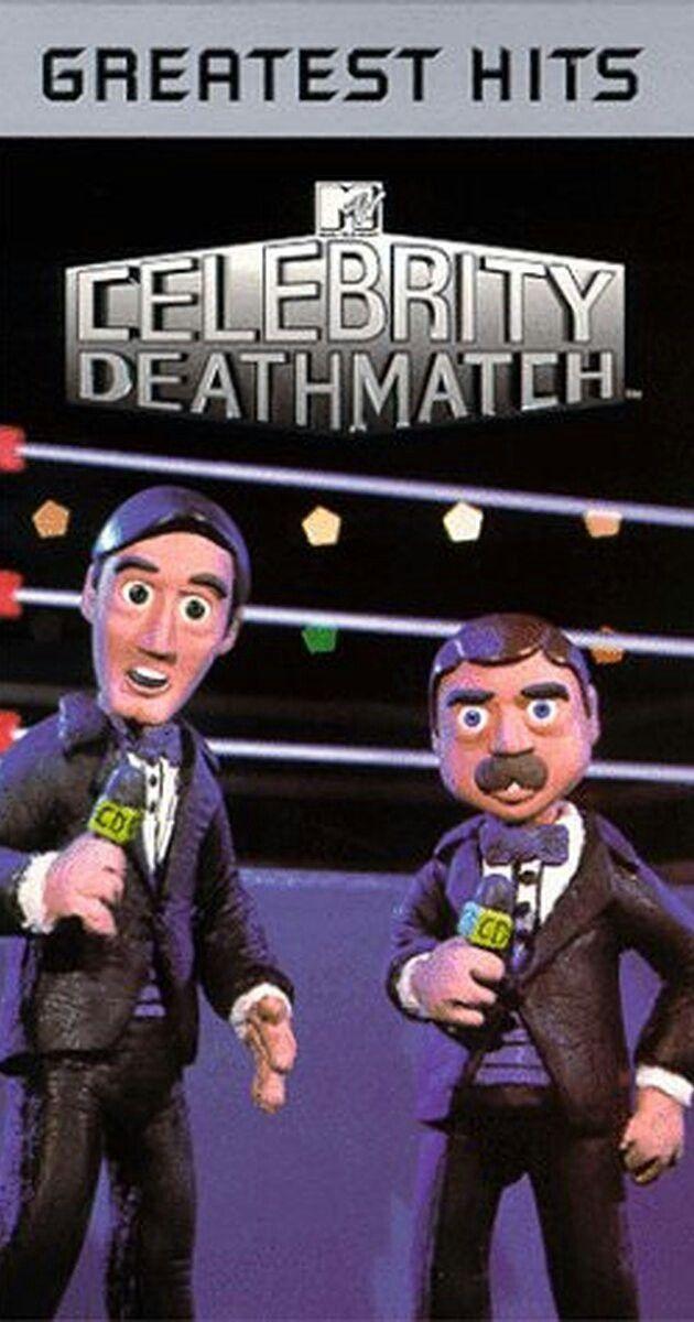 "MTV Studios to Reimagine ""Celebrity Deathmatch"" for a New ..."