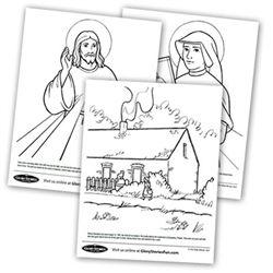 Saint Faustina And Divine Mercy Coloring Book Faustina Kowalska