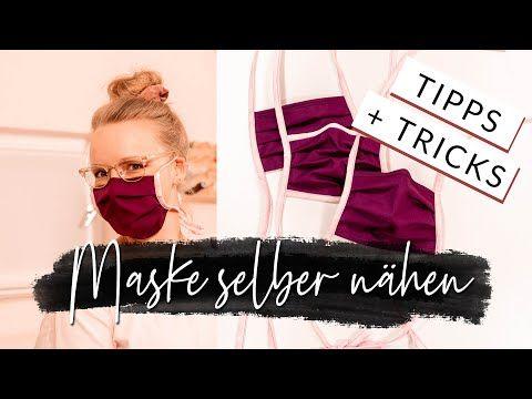 Photo of BMNS-Maske nähen schnell und effektiv   7 Tipps und Tricks   Schrägband nähen   Kein Mundschutz!