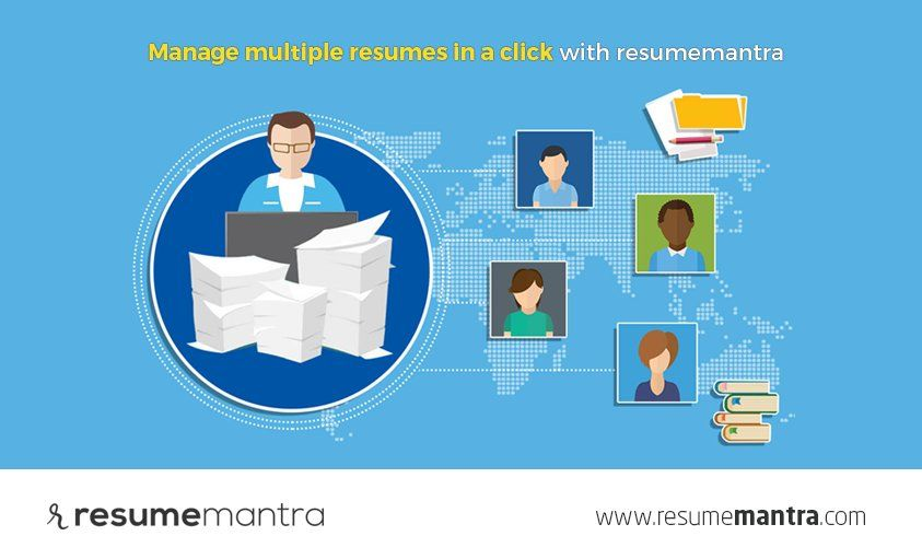 Organize multiple resumes and streamline your recruitment with - resume parsing