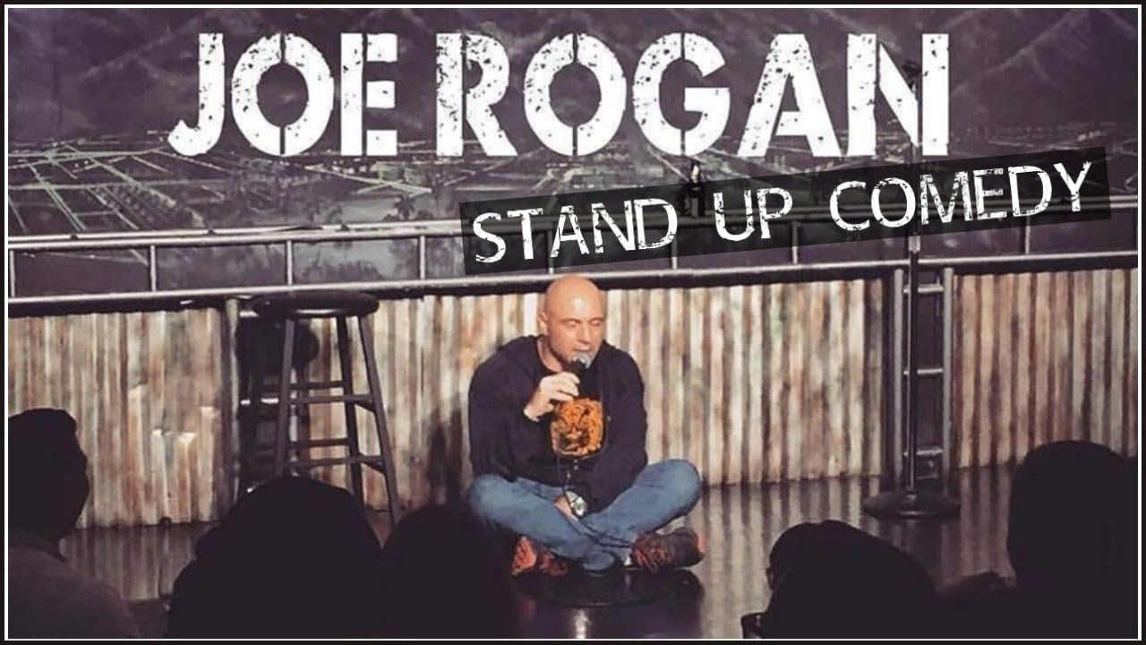 Joe Rogan Stand up Comedy Lost Episode (Improv) YouTube