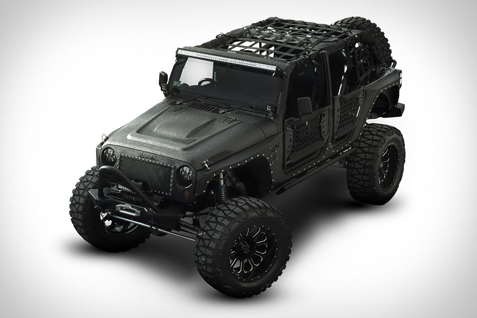 Starwood Full Metal Jacket Jeep This Heavily Customized Jeep