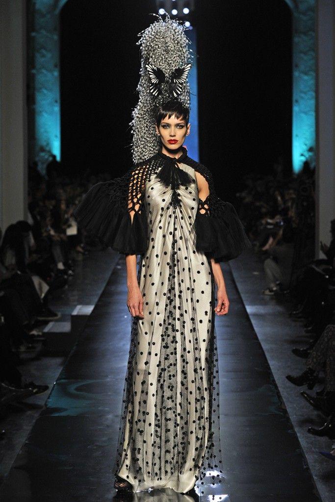 Jean Paul Gaultier Haute Couture SS 2014