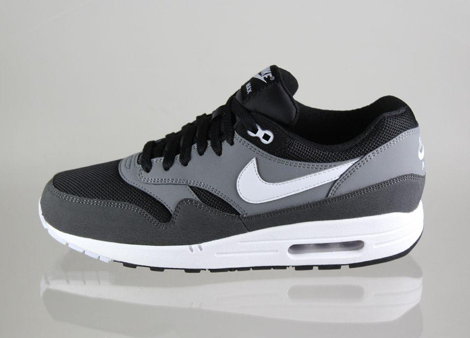 Nike Air Max 1 Essential (Black Geyser Grey Cool Grey