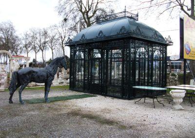 orangeraie style napolon iii dco71 magasin de meubles dco jardin design contemporain