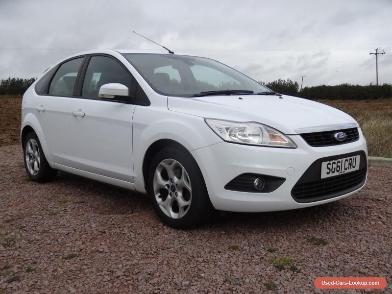 Car For Sale 2011 61 Ford Focus Sport 1 6 Tdci Diesel 5 Dr 2 Owners Good Condition Fsh