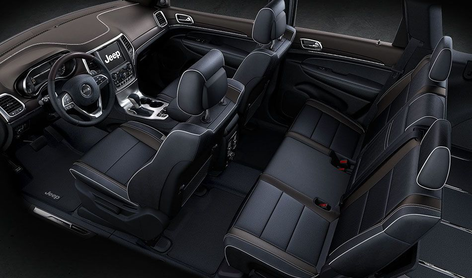 2016 Jeep Grand Cherokee Premium Interior Features