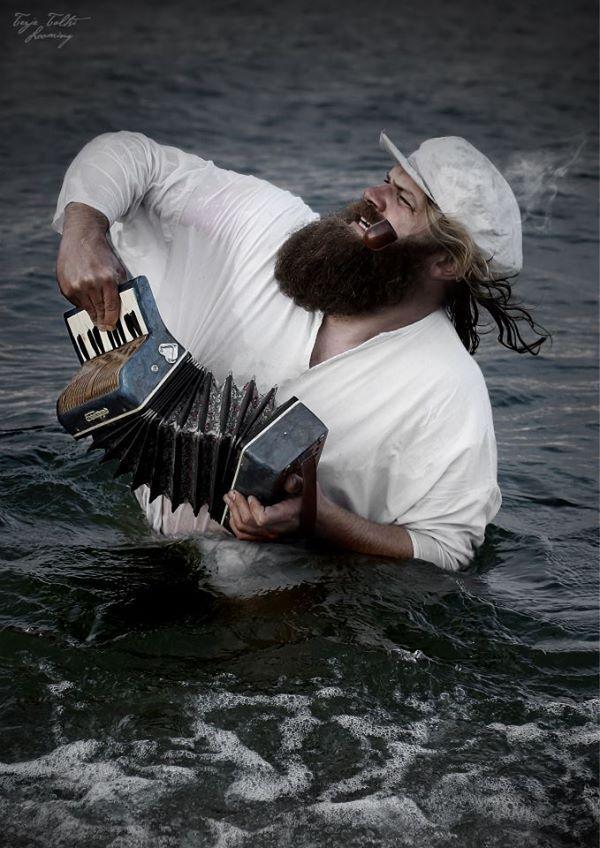 Jää jumalaga, Mann, sest tuules oli ramm ja reisusihiks oli meile Rotterdam P: Terje Taltsi looming