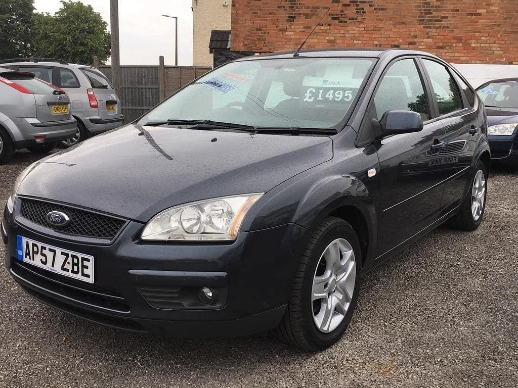 1 500 Ford Focus 1 6 Tdci Style 5dr Full Mot Service History Model Year 2007 57 Fuel Type Diesel Mileage 162 000 Transmis Ford Focus 1 Ford Focus