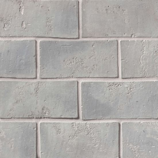 "Accent Tile Thinner Than Wall Tile: Avondale 4"" X 8"" Floor & Wall Tile In Sidewalk"