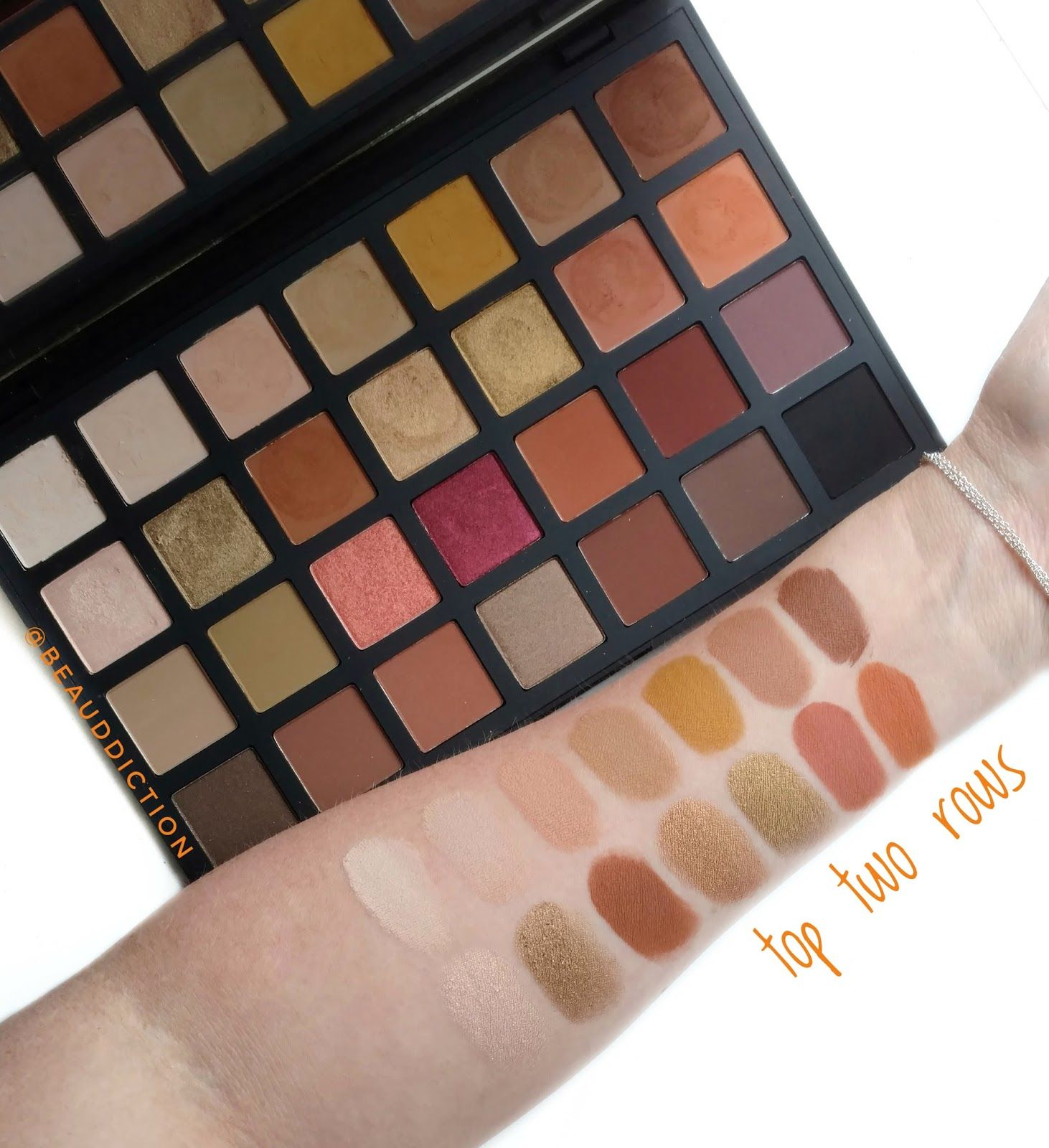 Review Is the New Sephora Pro Warm Eyeshadow Palette