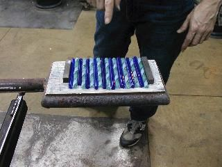 Glassblowing with Fused Cane
