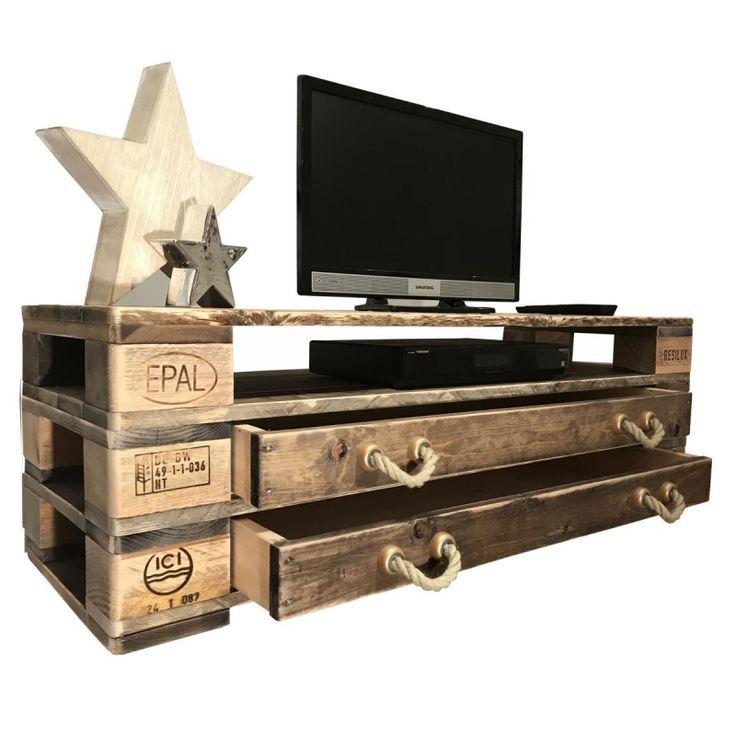 Paletten Kommoden Sideboards Tv Schranke Palettenmobel Shop Kaufen