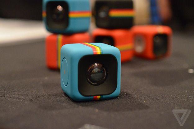 Polaroid's New C3 Cube Action Camera