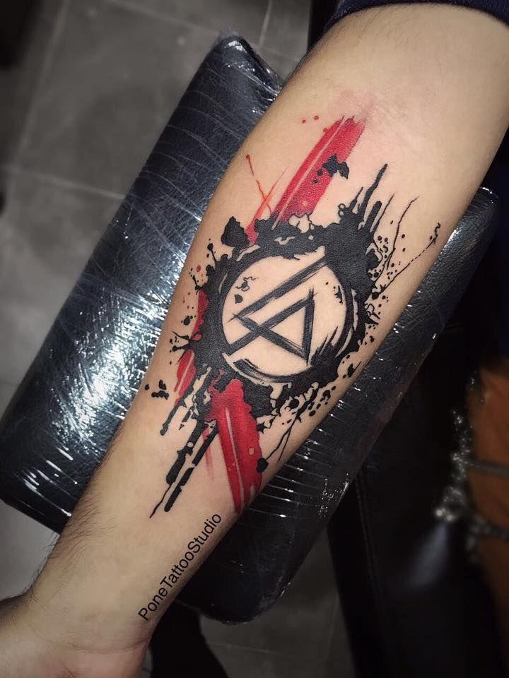 Photo of Linkin park tattoo