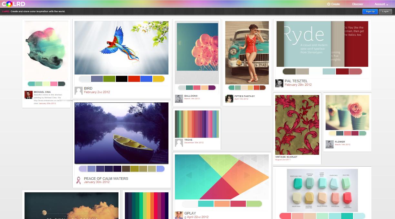 19 Color Palette Generators That Make Web Design Easier