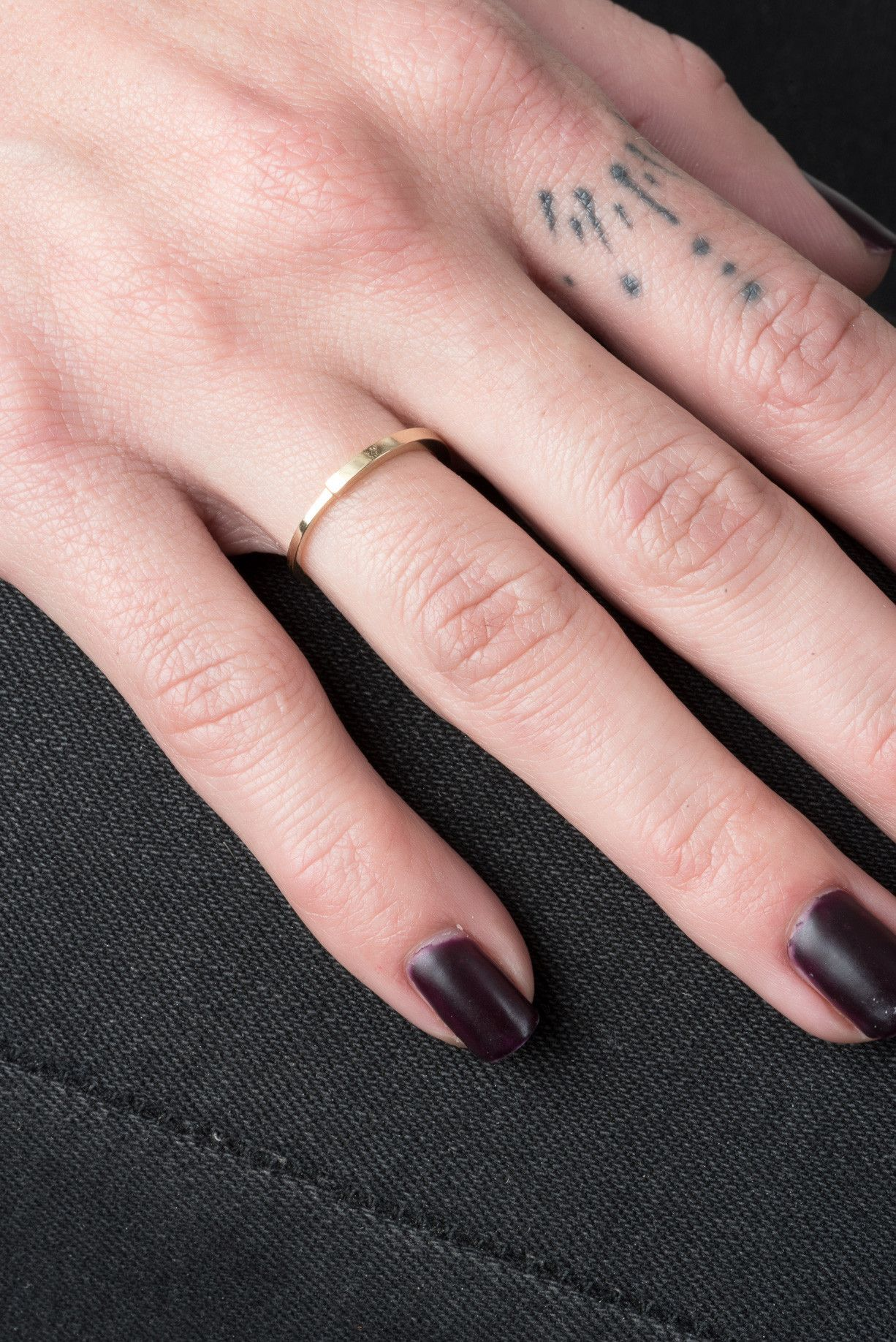 Ari Ring In 14K Gold | Ring and Products