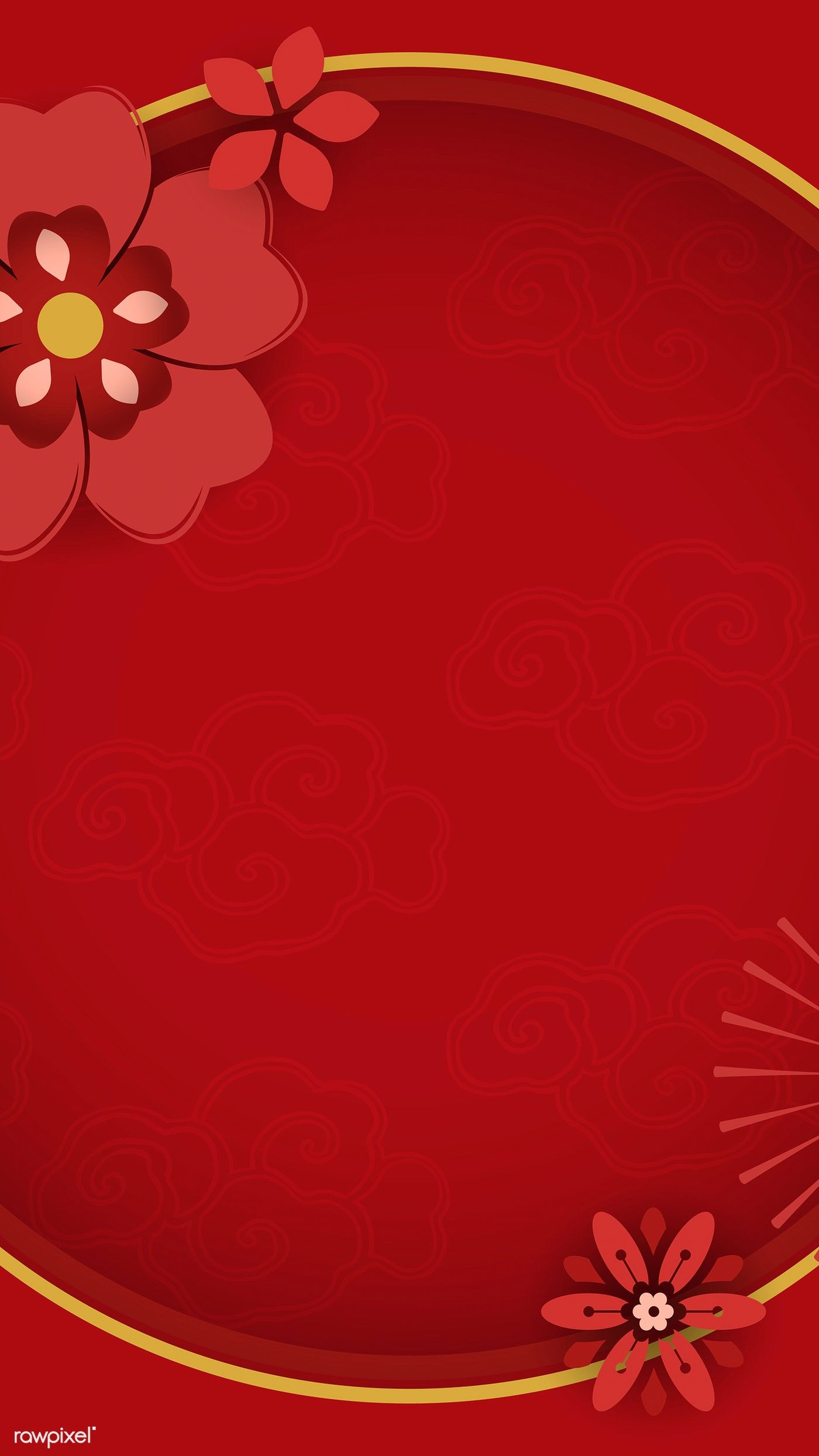 Download Premium Vector Of Happy Chinese New Year 2020 Phone Background In 2020 Chinese New Year Background Chinese New Year 2020 Happy Chinese New Year