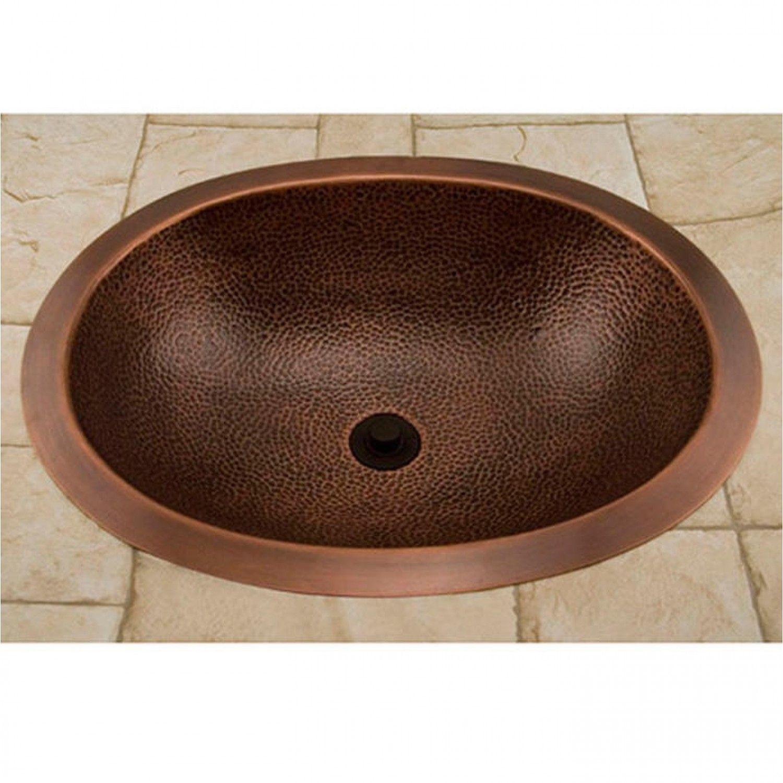 Copper Drop In Bathroom Sink Bathroom Sinks Drop In Sinks