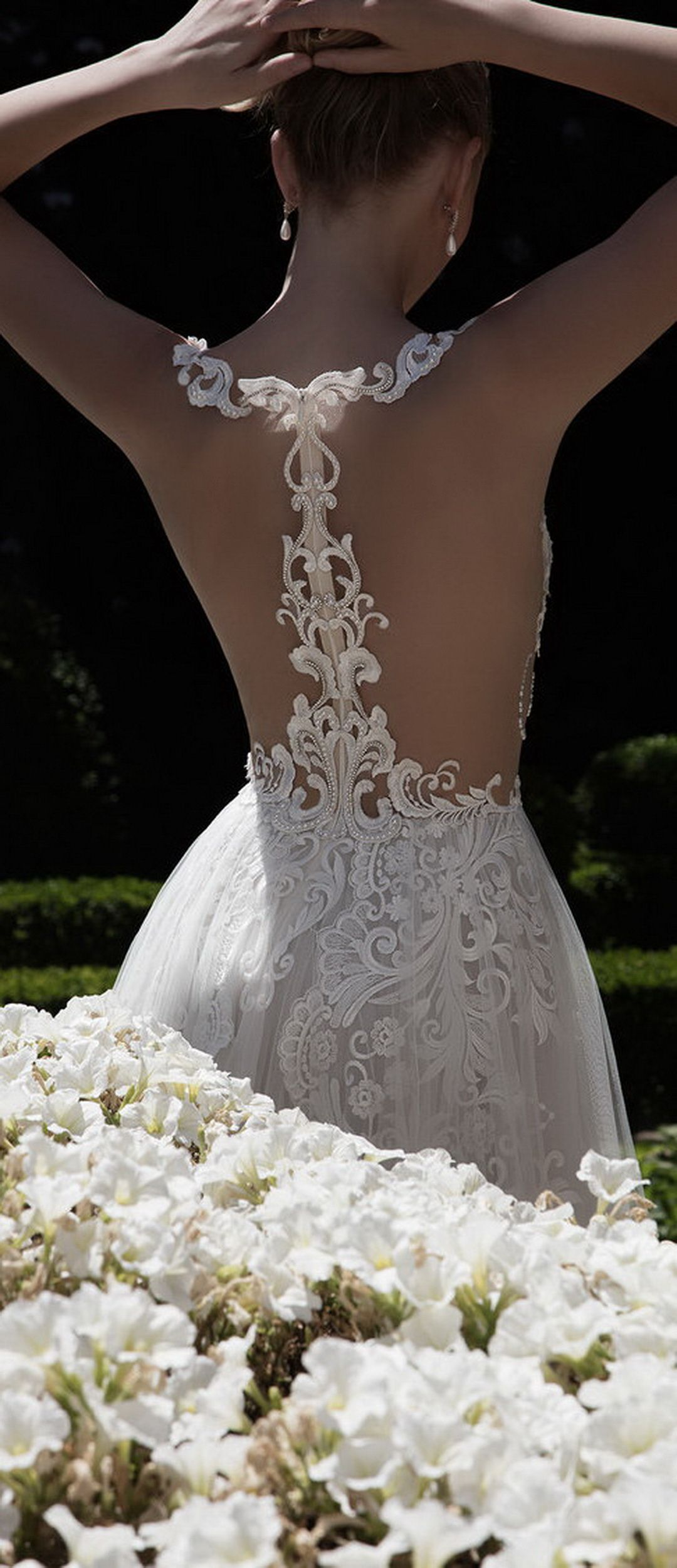 regal wedding dresses by alon livne in gowns