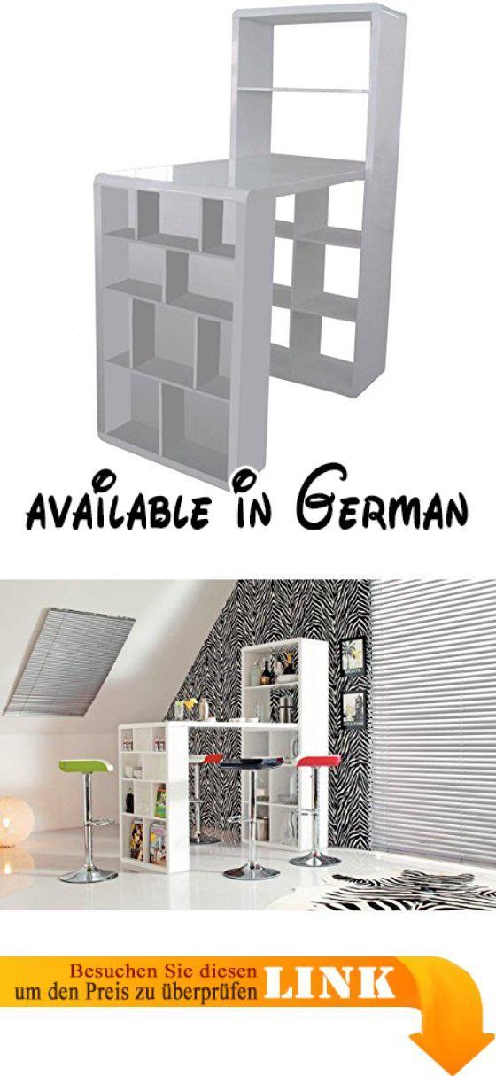 B005UD1YKW  Phoenix 648801WE Lounge-Bar Hochglanz abgerundete - küchenzeile gebraucht mit elektrogeräten