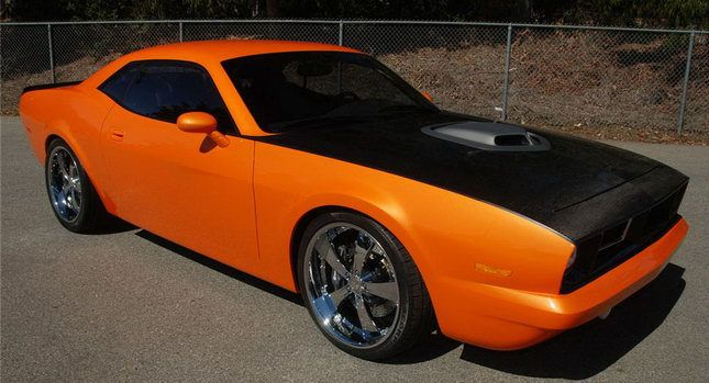 Love the rims. Possible 2014 Hemi Cuda? | 1971 Dodge Challenger ...