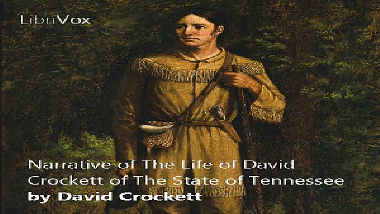 Pin by BIBLION on Audiobooks Davy crockett, Crockett