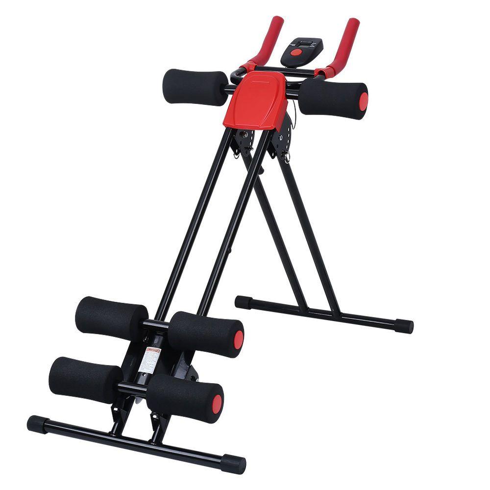 Bauchtrainer Rückentrainer Shaper 5 Minuten Trainer Fitnessgerät SPORT klappbar