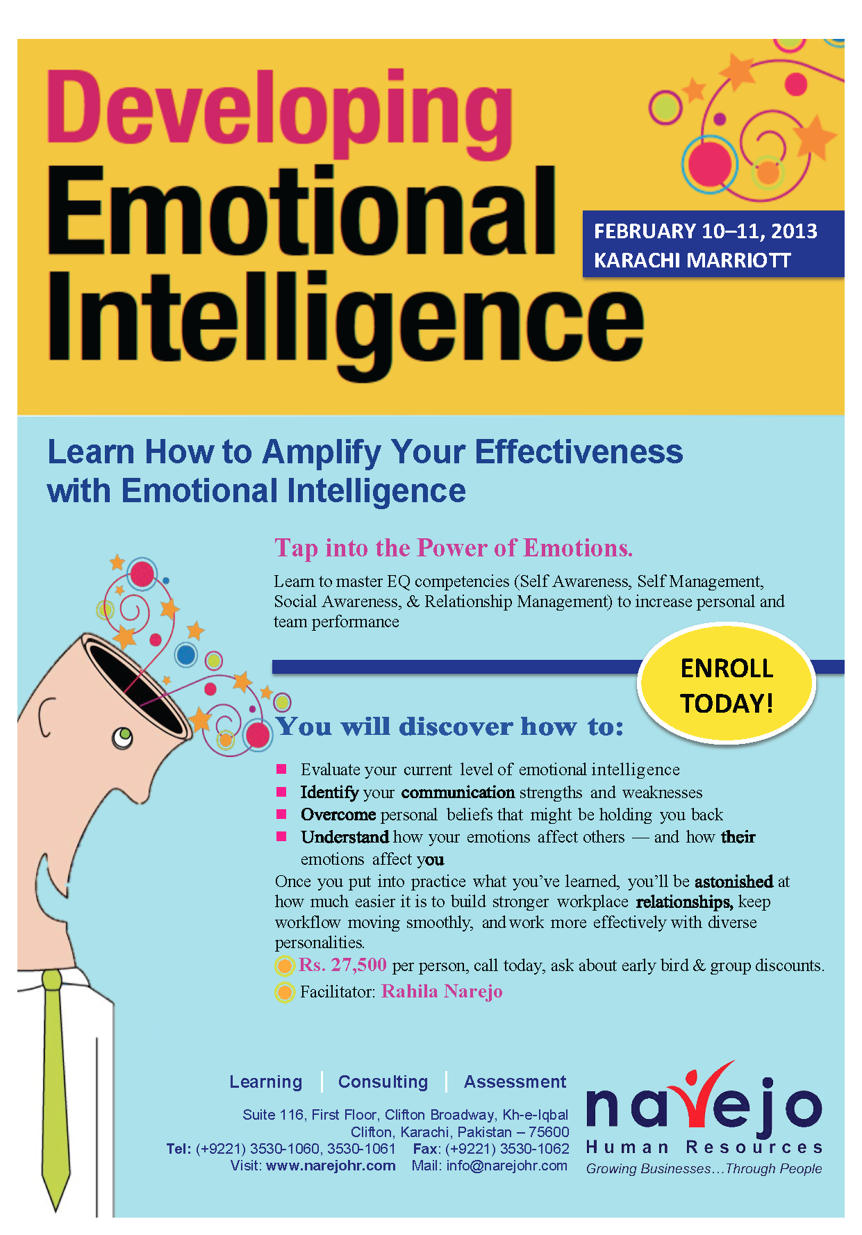 Pin By Stephanie De Los Santos On Emotional Intelligence Emotional Intelligence Emotions Psychology