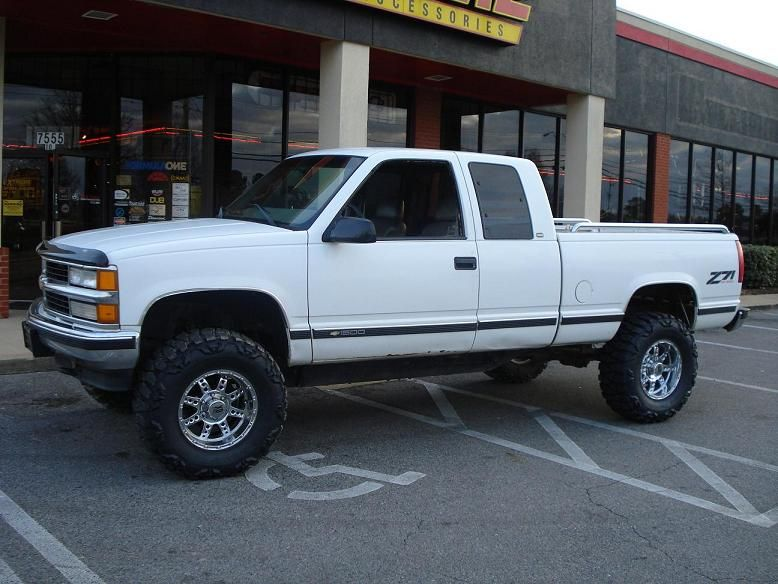 98 Z71 One The Best Vehicles Ever Manufactured Chevy Trucks