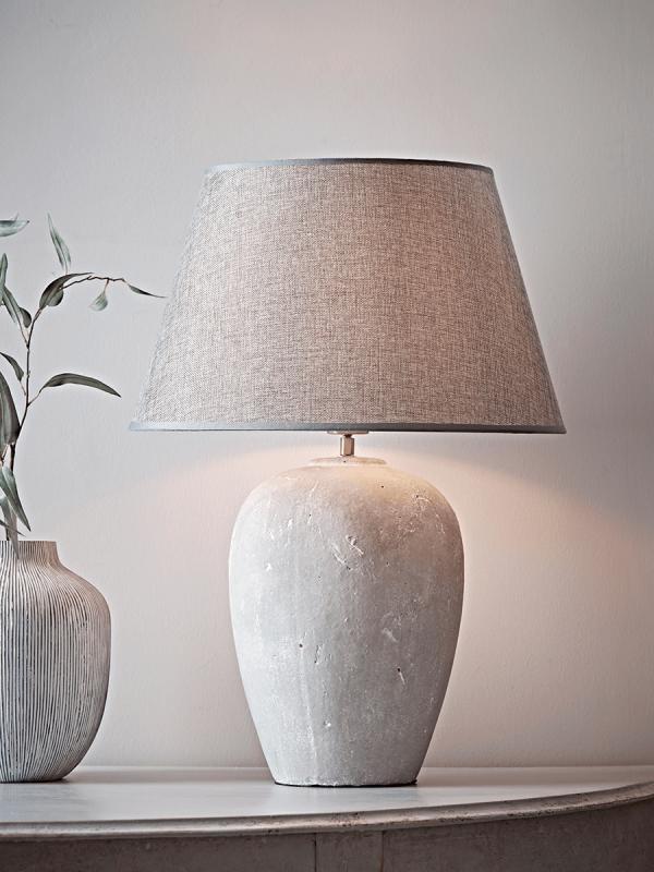 Bari Concrete Table Lamp