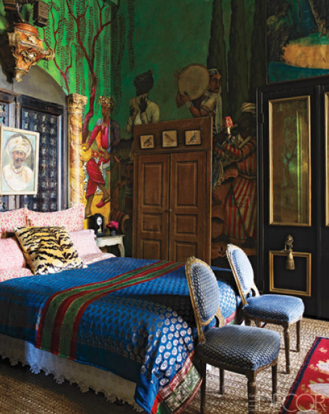 Bright Bold And Bohemian Bedroom Inspiration
