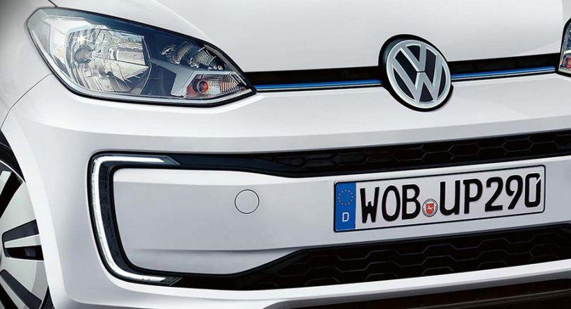 Volkswagen Nouvelle E-up!