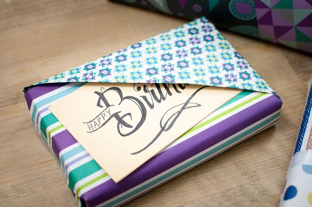 buch einpacken sch n einpacken packaging design. Black Bedroom Furniture Sets. Home Design Ideas