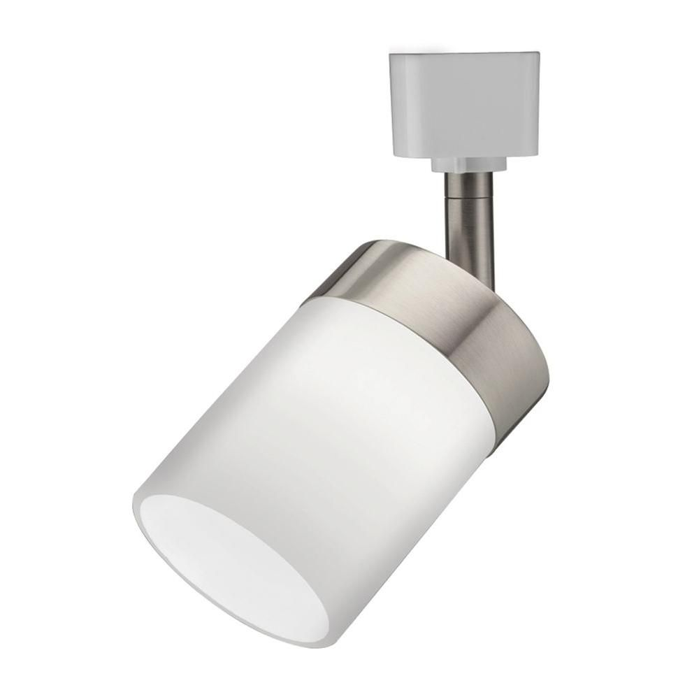 Lithonia lighting cylinder glass 1 light brushed nickel track lithonia lighting cylinder glass 1 light brushed nickel track lighting head aloadofball Image collections