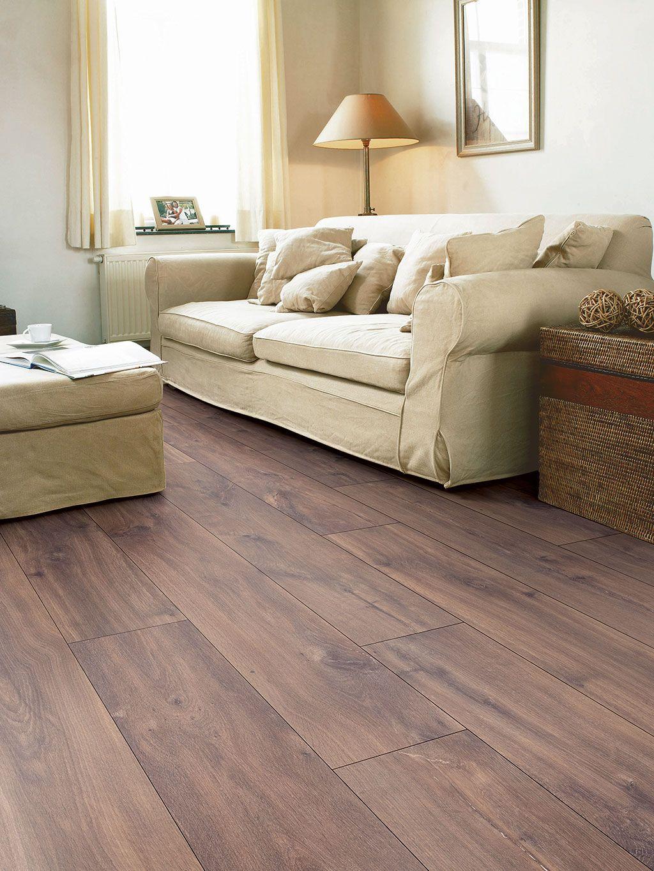 QuickStep Midnight oak brown, planks (QSM058) Laminate