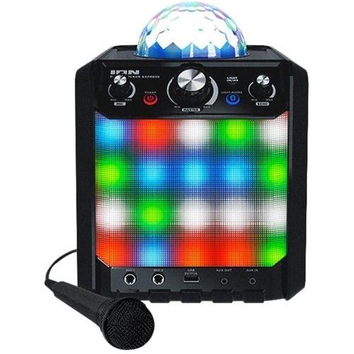 ION Audio - 4 40W 2-Way PA Speaker - Black #bestkaraokemachine