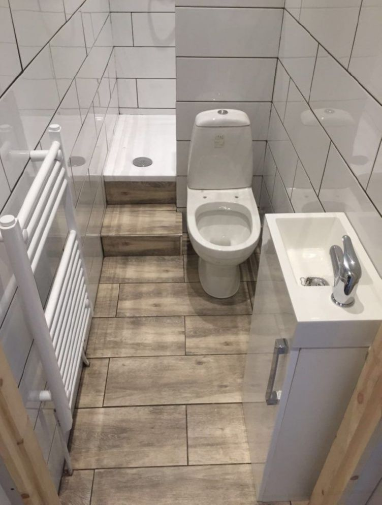 Pin For Later Tiny House Layouts Only Thing Add A Japanese Sitting Tub With The Shower Option A Small Bathroom Small Apartment Bathroom Bathroom Design Small