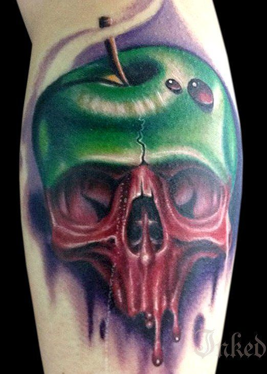 Josh Hagan Inked Magazine Scary Tattoos Love Tattoos Skull Tattoos